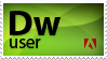 Dreamweaver Stamp by Comet4