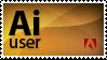 Illustrator Stamp by Comet4