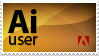Illustrator Stamp by Comet4