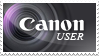 Canon User Stamp by Comet4
