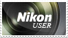 Nikon User Stamp by Comet4