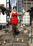 Giantess Ada Wong