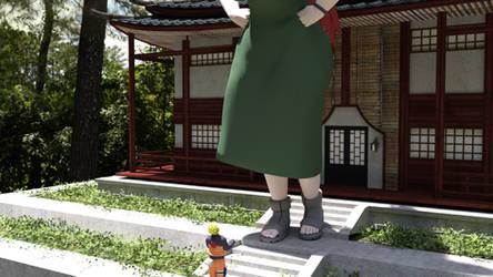 Kushina Growing Jutsu (view 7)