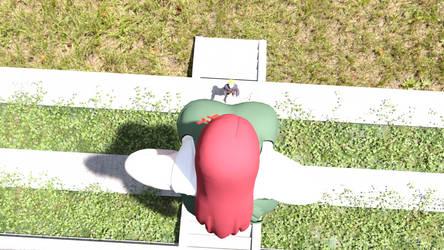 Kushina Growing Jutsu (view 4)