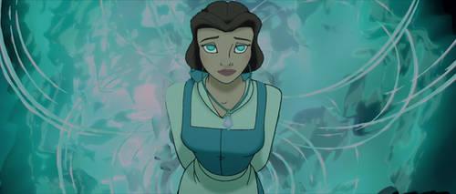 Belle is chosen to The Crystal Chamber (Atlantis) by Sci-fiAdventureFan