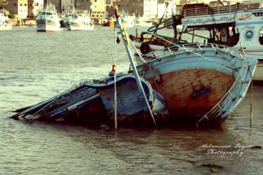 sink ship by angel852002