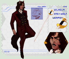 AW: Wilhelm of House Wolfram