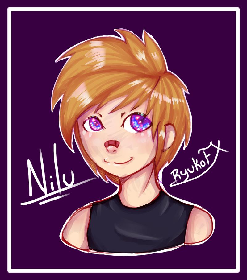 Nilu ~~ Fan Art by RyukoFX