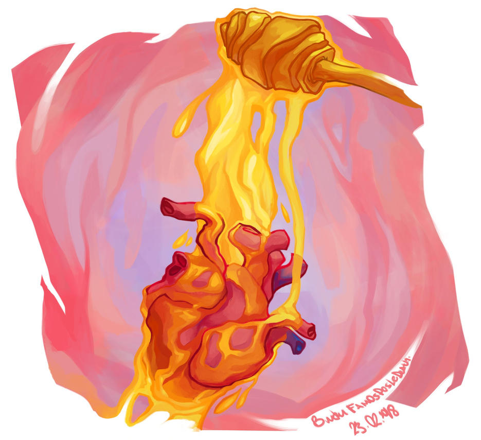 sweet honey by BuduFamousPosleDeath
