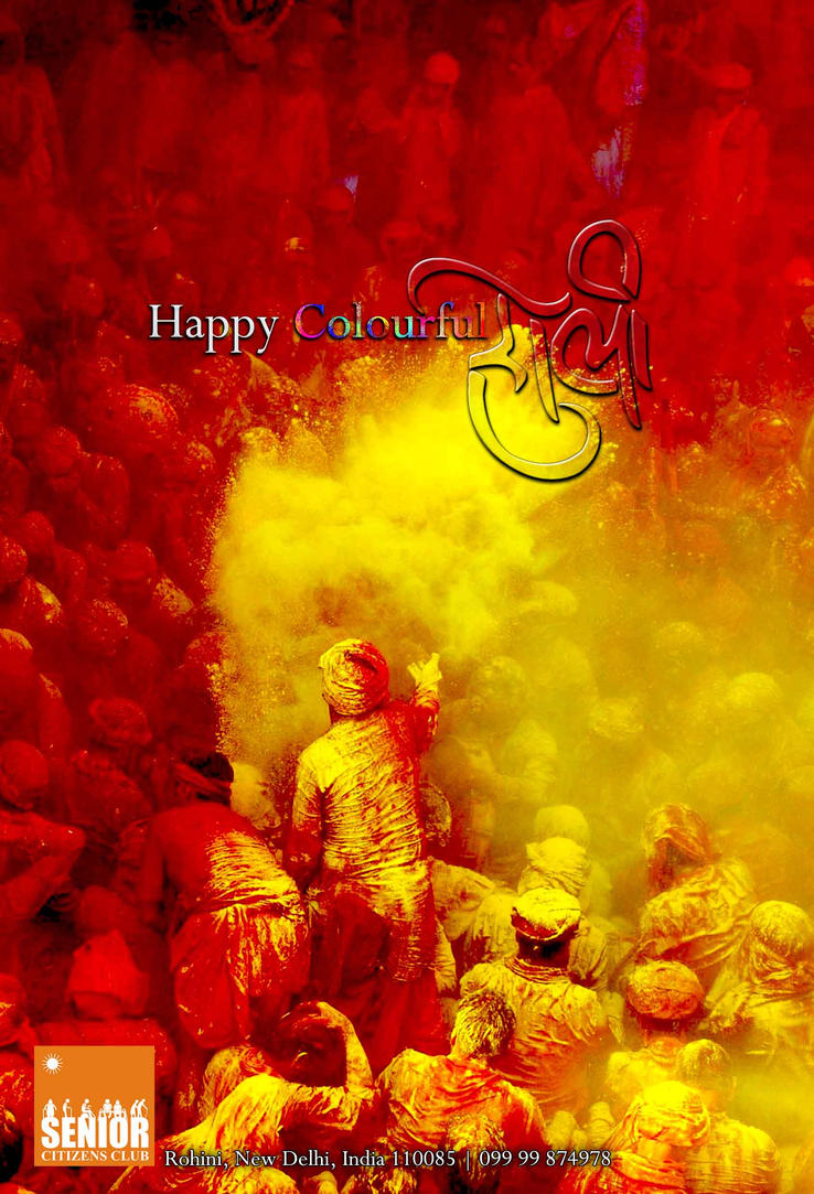 Holi greeting card for senior citizens by vic paul on deviantart holi greeting card for senior citizens by vic paul m4hsunfo
