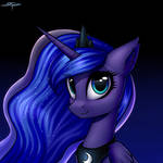 [COMMISSION] Princess Luna