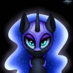 [COMMISSION] Nightmare Moon
