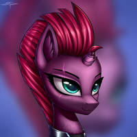 [COMMISSION] Tempest Shadow by Setharu