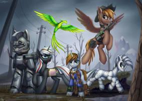 <b>Fallout: Equestria</b><br><i>Setharu</i>