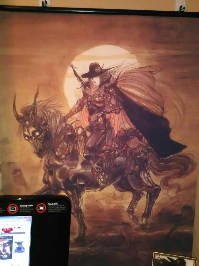 wallscroll by VampireHunterDLover