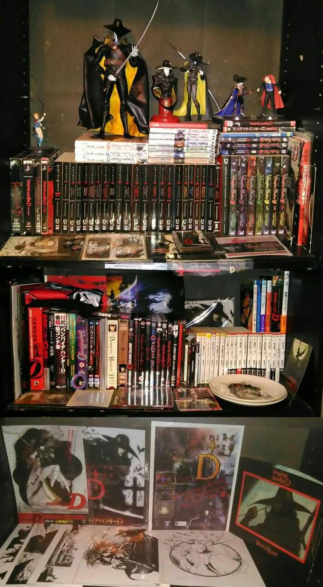 Biggest  vhd collection by VampireHunterDLover