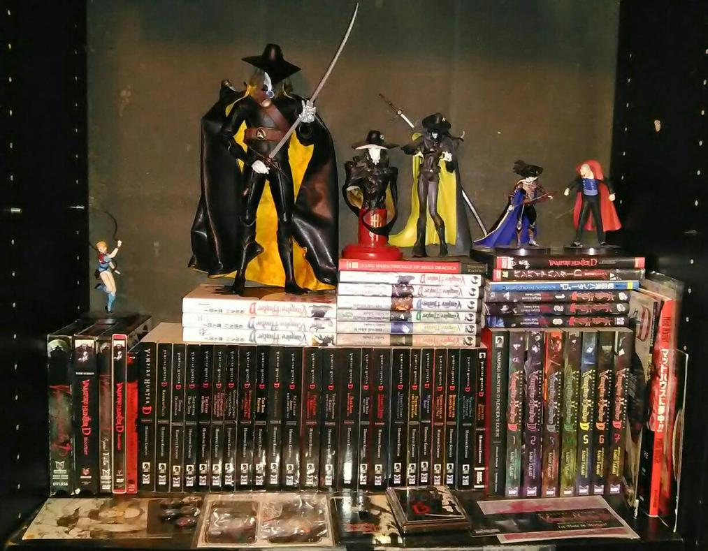 D bookcase part 1 by VampireHunterDLover