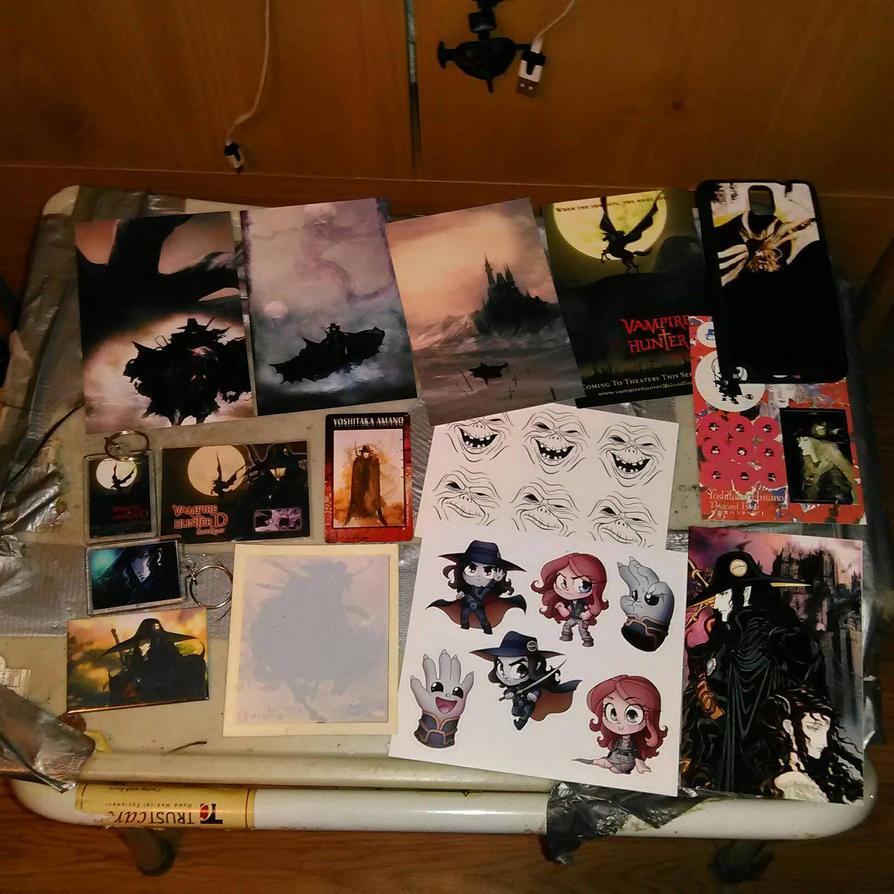 my small items  by VampireHunterDLover