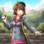 Pokemon Sword/Shield (Female Trainer)