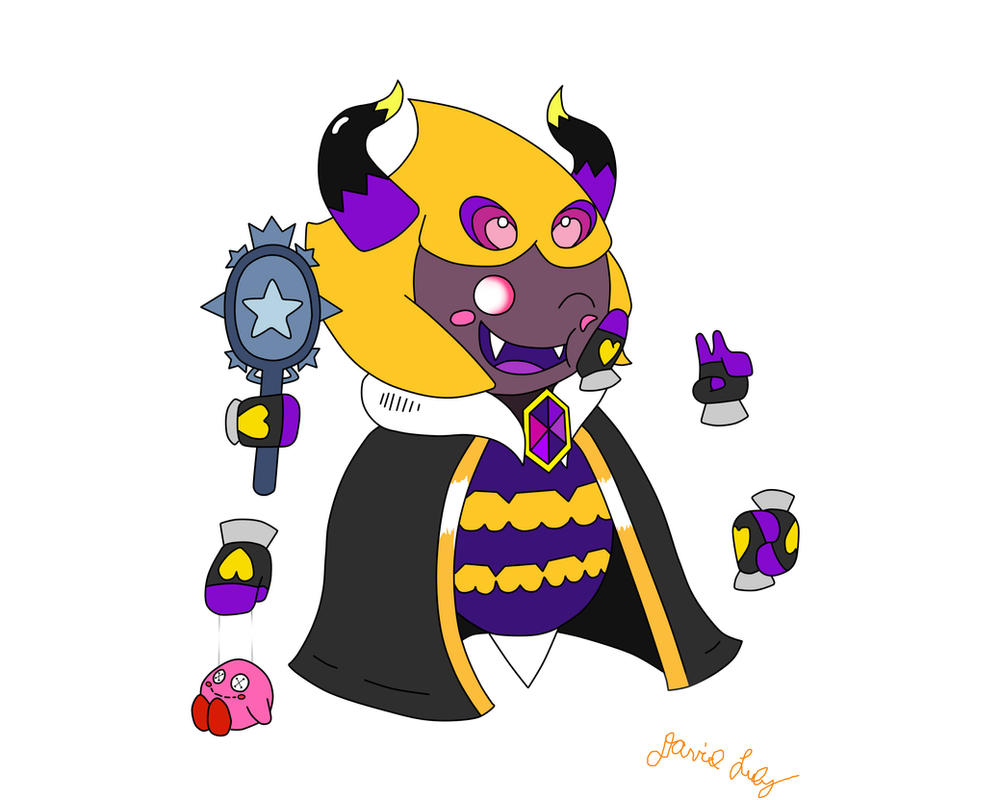Dark taranza by Mrhypersonic