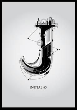J Initial
