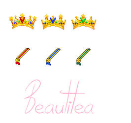 Fantage Celebrity Crown Pack by Beautilea