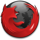 Firefox- Red Gray by nintendo309