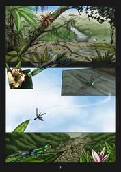 Comic page 1 by HenrikeDijkstra