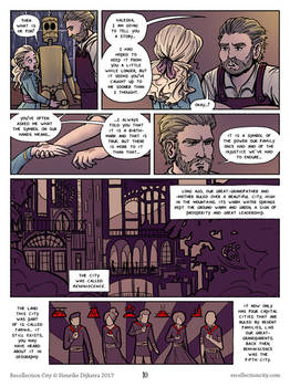 Recollection City page 10 - Reminiscence