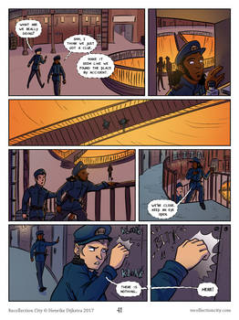 Recollection City page 41 - Casual search