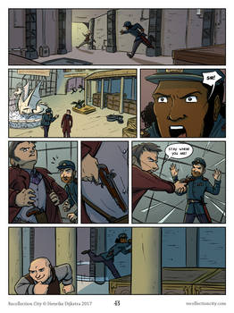 Recollection City page 43 - Escalation