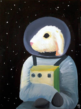 Space Bunny