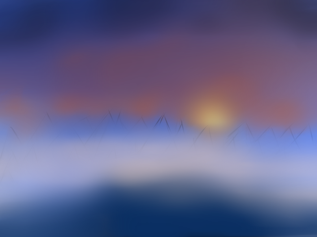 SunSet By The Lake by Drjonatan
