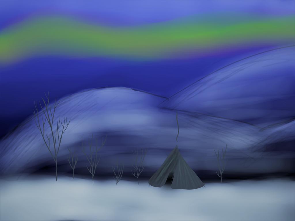 Winter Time In Norway by Drjonatan