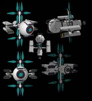 Eye Fighter by GunFox