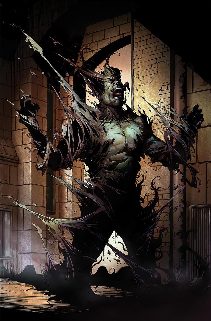 Satans Hollow #6 by megurobonin