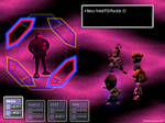 If EarthBound was 3D - Battle