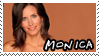 Friends: Monica Geller by Claire-stamps