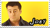 Friends: Joey Tribbiani by Claire-stamps