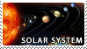 Solar System by Claire-stamps