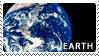 Solar System: Earth by Claire-stamps