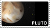Solar System: Pluto by Claire-stamps