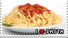 I love pasta by Claire-stamps