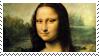 La gioconda by Claire-stamps