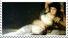 La maja vestida by Claire-stamps