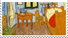 Van Gogh's room by Claire-stamps