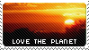 Love the planet 1 by Claire-stamps