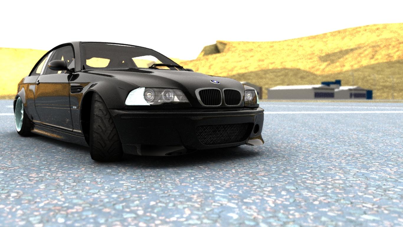 BMW M3 CSL 3 by ~lietuvis2008