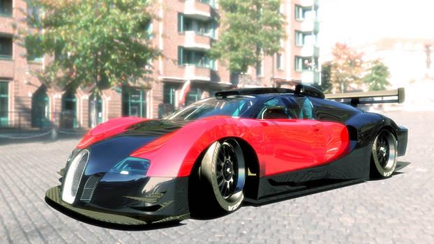 Evil Veyron