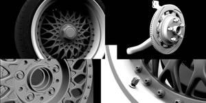 V-Dub Corrado wheel